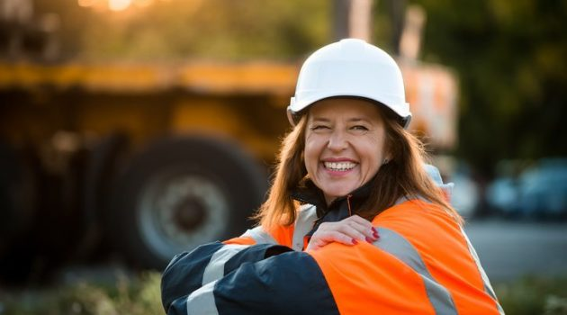 Put yourself forward for women in construction awards