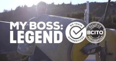 BCITO launches My Boss: Legend