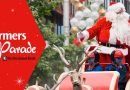 Santa Parades are on their way