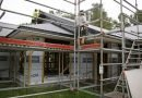 Whanganui firms busy with residential and commercial building work