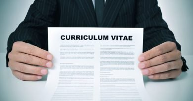 How to write a good CV plus downloadable template