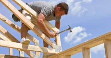Employment in carpentry forecast update - March 2018