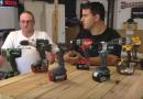 Brushless 18V Hammer Drill Fight Video Tool Drill-off!