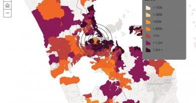 New CoreLogic smart map showcases NZ's latest property market stats.