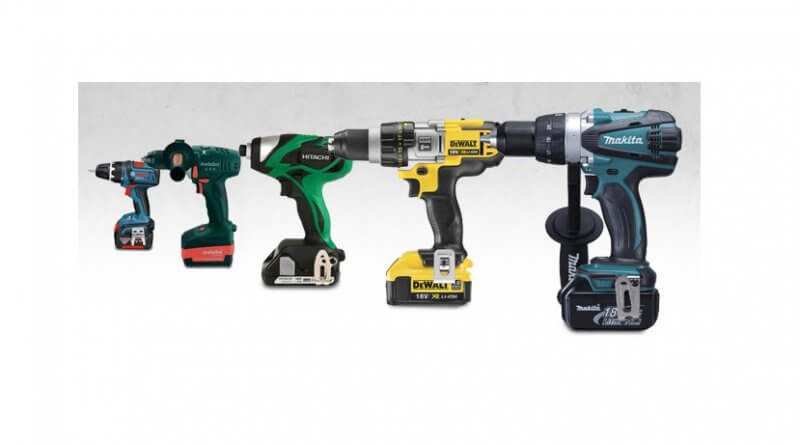Find The Best Cordless Drill Impact Driver For Money