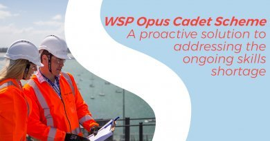 WSP Opus harnesses young talent to deliver the future