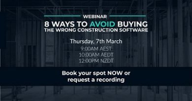 8 Ways To Avoid Buying the Wrong Construction Software