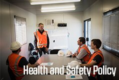 Need an updated Health and Safety Policy?
