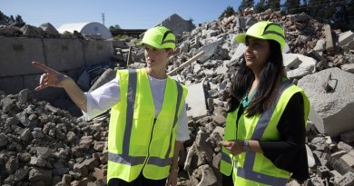 Construction and demolition waste management specification goes live
